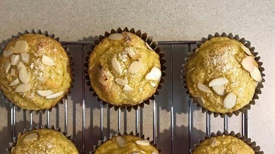 Výsledok vyhľadávania obrázkov pre dopyt kokosové muffiny bez lepku